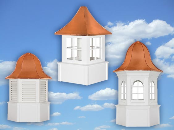Unique Barn Cupolas - EBERLY BARNS