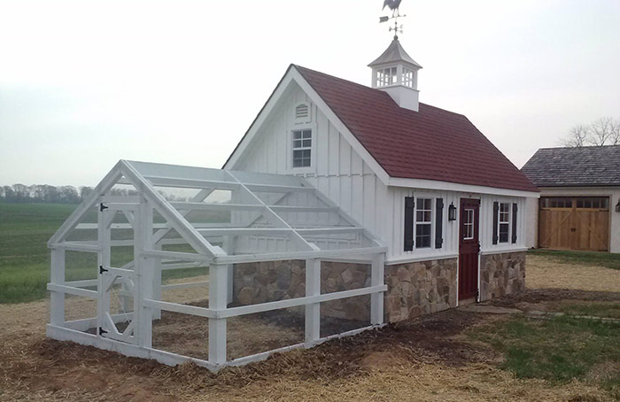 Custom Creations - Eberly Barns
